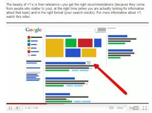 Study: Google +1 boosts organic clicks (and SEO)   Google Algorithm   Scoop.it