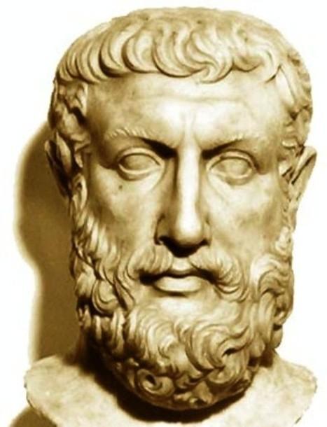 Greek Philosopher Parmenides of Elea | Ancient Origins of Science | Scoop.it