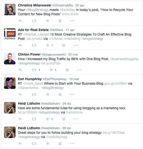 Come usare (veramente) gli hashtag su Twitter | Social Media Consultant 2012 | Scoop.it
