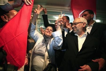 Tunisian Islamist election win marred by clashes | Coveting Freedom | Scoop.it