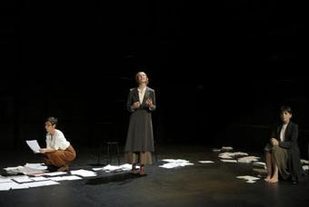 Les Insoumises mises en scène Isabelle Lafon à La Colline   théâtre in and off   Scoop.it