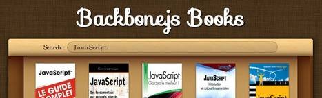 Backbone books : Google Books API + Backbone.js | Atinux | Apprendre Node JS | Scoop.it