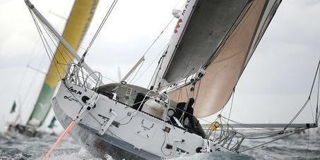 Les naufragés de la Route du rhum - Le Monde | Marc Lepesqueux | Scoop.it