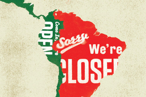 Atlantic vs. Pacific: Latin America's fateful face-off | Europe and South America Geography | Scoop.it