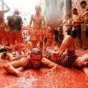 La Tomatina - Tomato Fight (Bunol, Valencia, Spain) | Sophisticated Spain | Scoop.it