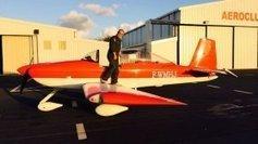 Un pilote calédonien va entamer un tour du monde avec un avion fabriqué de ses mains  - Outre-mer nouvelle calédonie   IP VOUS RECOMMANDE...   Scoop.it
