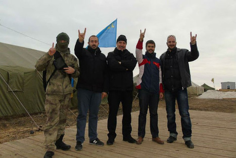 Turkish Grey Wolves are participating in the blockade of Crimea | Global politics | Scoop.it