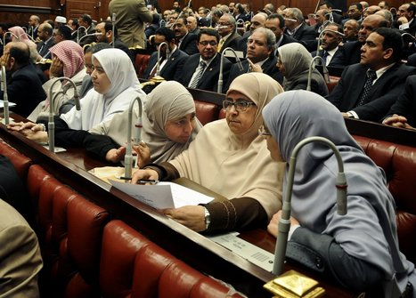Morsi Admits Mistakes in Drafting Egypt