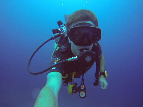 10 Reasons Why You Should Start Scuba Diving - Random Traveller | DiverSync | Scoop.it
