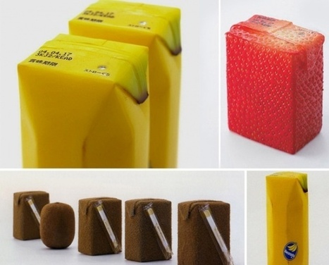 15 Examples of Clever Packaging | Low Power Heads Up Display | Scoop.it