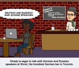 The Beauty of German - Diskuto: Language for Life | learn languages | Scoop.it