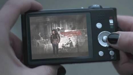 Berlin : des photos de touristes révèlent des archives invisibles à l'oeil nu | Scoop oop idooo | Scoop.it