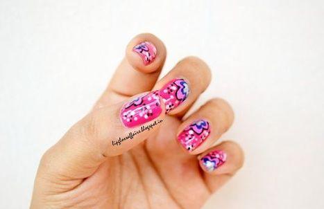 Nails~Nail Art!! | Beauty and makeup | Scoop.it