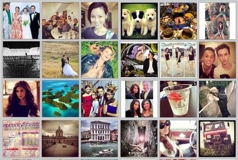 """""""Ce qui est frappant, c'est l'extrême banalité des images Instagram"""" - Les Inrocks   Bric-à-Brac   Scoop.it"""