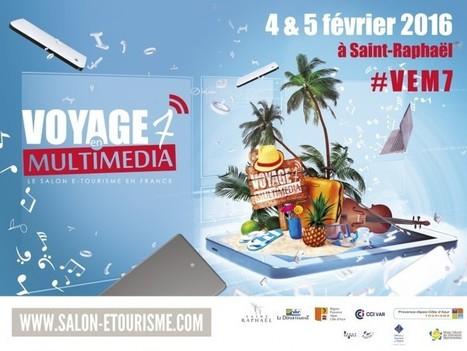 Salon e-tourisme #VeM7 : décollage imminent ! | by Estérel Côte d'Azur | Estérel Côte d'Azur tourisme | Scoop.it