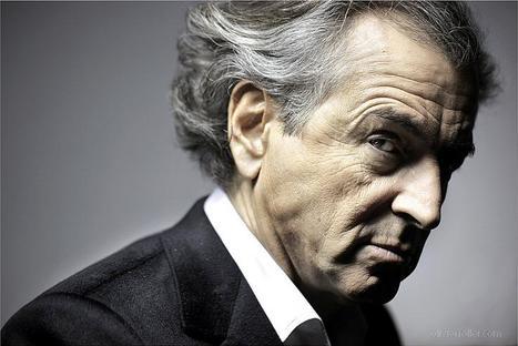 ...Que Bernard-Henry Lévy n'est qu'un humaniste de papier. | Actualités Afrique | Scoop.it