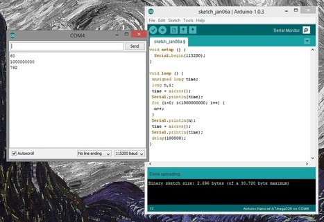 c++ - Why my arduino calculates from 0 to 1 billion faster than my ...  NOT! | Arduino, Netduino, Rasperry Pi! | Scoop.it