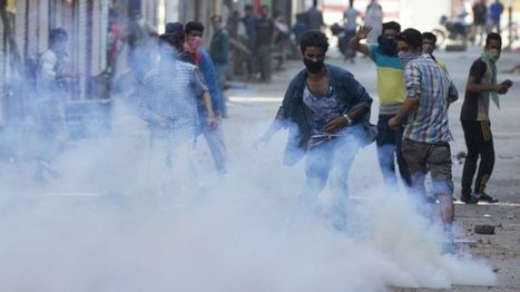 Kashmir clashes over militant Burhan Wani leave 30 dead | The Pulp Ark Gazette | Scoop.it