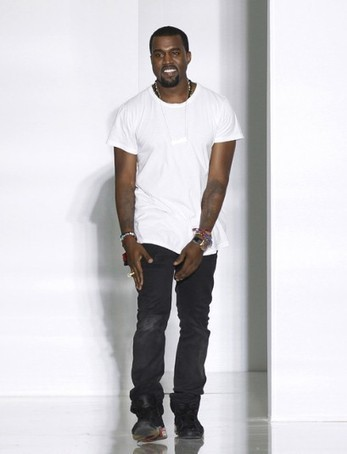 Kanye West to relocate to London? - Telegraph | Arts and Fashion | Scoop.it