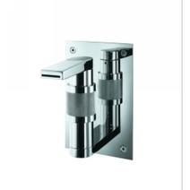 Compare  Alfi Trade 216 4.50 in. Gesto wall mount single hole bath mixer- Polished Chrome ($1379.0 – $1379.0) | ^^^ Kitchen & Bath Fixtures | Scoop.it
