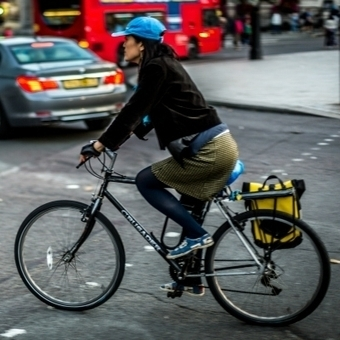 Can civic technology make cycling safer? | Nesta | Apps for Change | Scoop.it