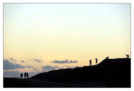 Bretagne - Finistère : silhouettes | photo en Bretagne - Finistère | Scoop.it