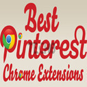 15 Best Pinterest Google Chrome Extensions | Tech18 | AtDotCom Social media | Scoop.it