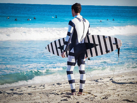 A shark-deterrent wetsuit (and it's not what you think) | Amocean OceanScoops | Scoop.it