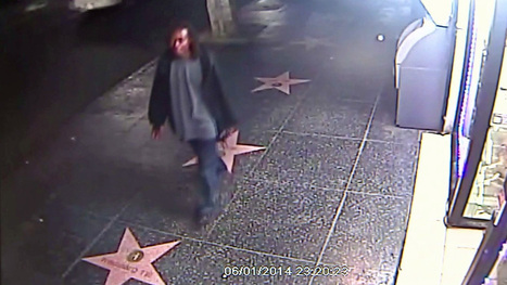Video Released of Man Sought in Deadly Shooting of Aspiring Hollywood ... - KTLA | CLOVER ENTERPRISES ''THE ENTERTAINMENT OF CHOICE'' | Scoop.it