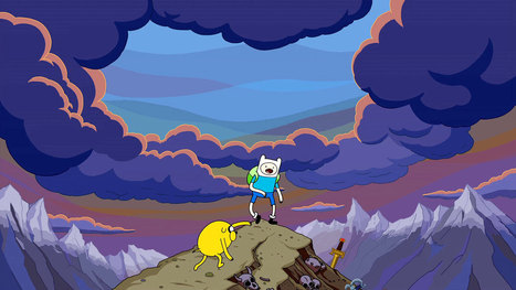 It's Adventure Time | Transmedia and Tech Junior | Scoop.it