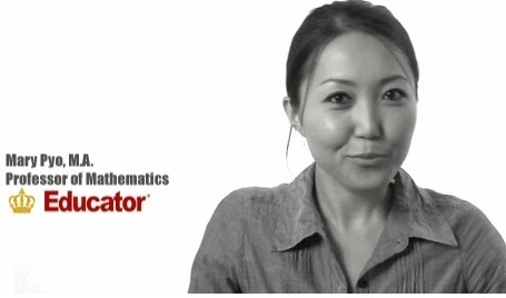 Learn Mathematics Geometry with Mary Pyo | Educator, Inc. | Scoop.it