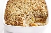 Crumble aux pommes | Cuisine | Scoop.it