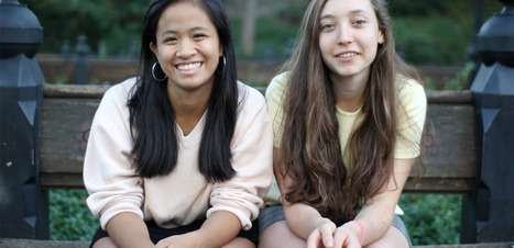 Two Teenage Girls Have Invented the Most Powerful Video Game of the Year | Kidpreneur | Scoop.it