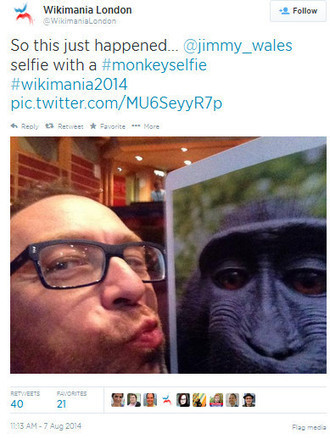 Cracking copyright law: How a simian selfie stunt could make a monkey out of ... - Register | Ellis IP | Scoop.it
