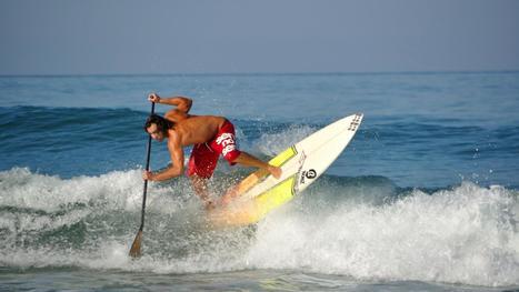 « Stand up paddle » : le sport de cet été ? - sport - Directmatin.fr | Annecy | Scoop.it