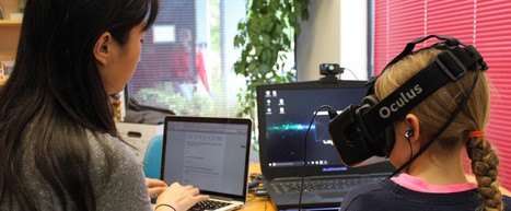 Stanford Experiments with Virtual Reality, Social Emotional Learning and Oculus Rift (EdSurge News) | Differentiated and ict Instruction | Scoop.it