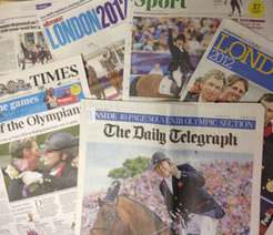 Equestrian Media Coverage of London Games Value Exceeded £30 Million in Britain | Fran Jurga: Equestrian Sport News | Scoop.it