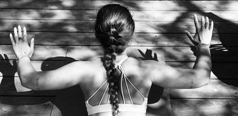 A Yoga Sequence to Build Strength in the Shoulders   SELF HEALTH   Scoop.it