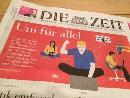 Zwischen Funkkolleg und Rock-Star-Professor – Große und kostenfreie Online-Kurse (MOOCs) kommen 2013 auch nach Deutschland | Digitales Leben - was sonst | Scoop.it