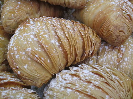 Sfogliatelle: a sweet bit (bite) of Italy in US | Italia Mia | Scoop.it