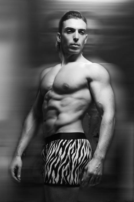 Un grand merci à O.ALIX et à SLY COLLECTIVE pour leurs incroyables sous-vêtements !  Thanks to O. ALIX and SLY COLLECTIVE for their amazing underwears ! | Fitness model | Scoop.it