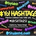 Common Core #Hashtags Reading & Vocabulary Bell Ringer Activities | Common Core Scoop | Scoop.it