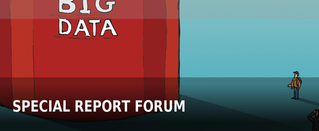FORUM: Use of Big Data and data analytics as part of a risk management strategy | Cyber Security | Scoop.it