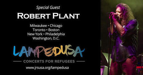 Robert Plant to Join Emmylou Harris on Lampedusa Concerts for Refugees - NoneSuch | Bruce Springsteen | Scoop.it