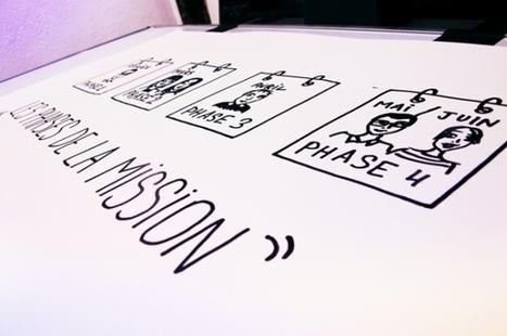 Draw my life : La communication en deux coups de crayon | Veille en communication & marketing | Scoop.it