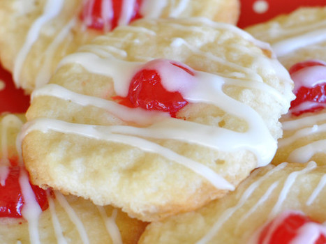 Whipped Shortbread Cookies Recipes | All easy dessert recipes | Scoop.it