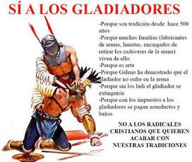 Tabula: Sí a los gladiadores | Referentes clásicos | Scoop.it