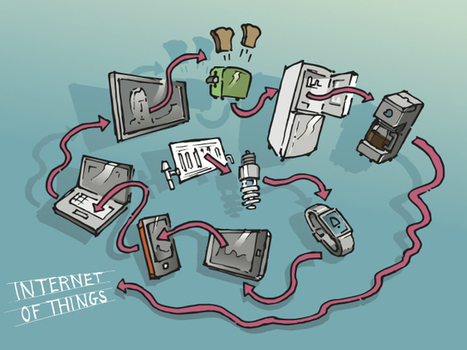 A Beginner's Guide to Understanding the Internet of Things | Teaching & Learning with Technology | Scoop.it