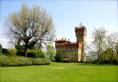 Terrific Tuscan castle estate on sale for £26m | Italia Mia | Scoop.it