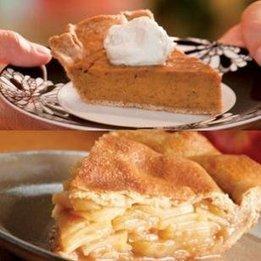 Which Is Healthier: Apple Pie or Pumpkin Pie? | Eating Well | Christmas Goodies | Scoop.it